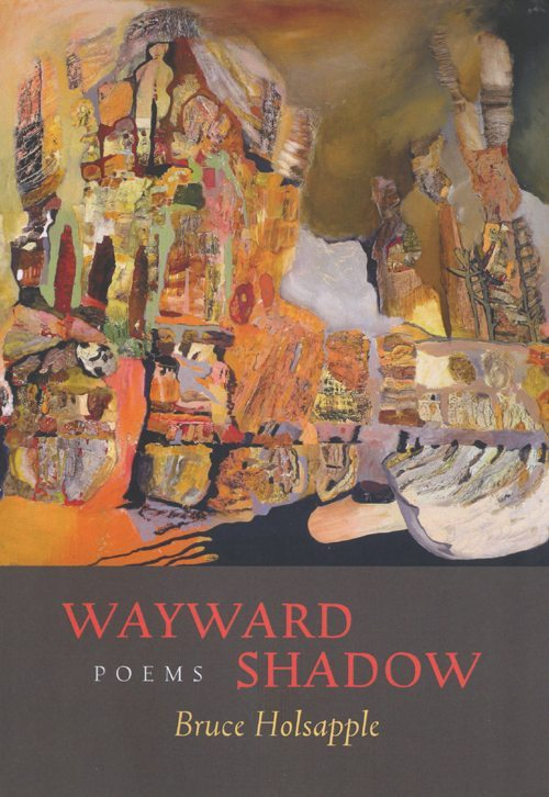 bruce holsapple | wayward shadow | la alameda press